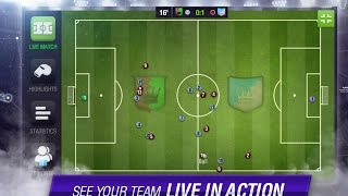 Top Eleven 2017 Android Gameplay