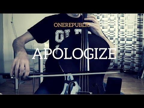 OneRepublic - Apologize for cello and piano (COVER)