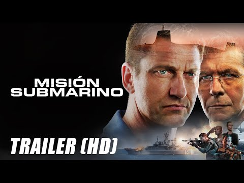 Misión Submarino (Hunter Killer) - Trailer HD Subtitulado