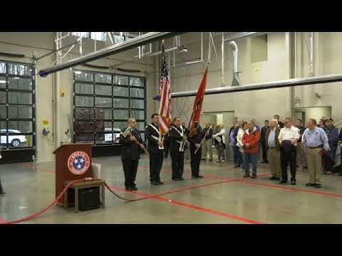 Fire Station 5 Grand Opening - Full, Unedited