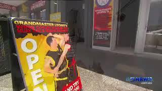 Grandmaster Leong's Wing Chun Kung Fu Centre Appears on Nine News