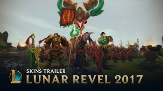 Repeat youtube video Year of the Emperor | Lunar Revel 2017 Skins Trailer - League of Legends