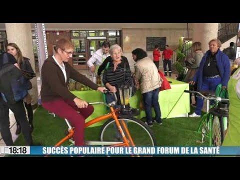 Marseille : le succès populaire du Grand Forum de la santé