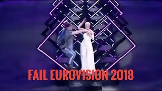 FAIL!!!SuRie - Storm United Kingdom (Eurovision 2018)