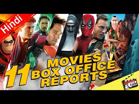 11 Movies Of 2018 Box Office Collections India & Worldwide