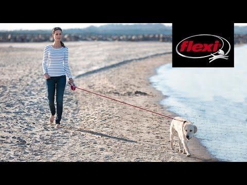 flexi VARIO - the new retractable dog leash generation