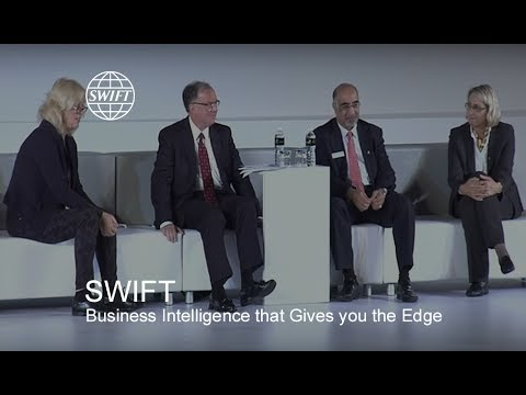 Business Intelligence that gives you the edge: Discover SWIFT's expanding offering for banks