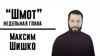 "Недельная глава ""Шмот"" Максим Шишко // Maksim Shishko (live)"