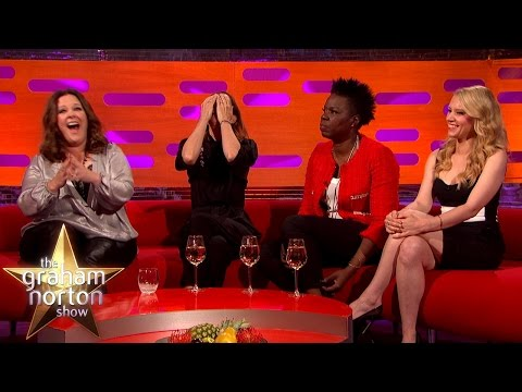 Thumbnail: The Cast of Ghostbusters Find Chris Hemsworth Annoyingly Perfect - The Graham Norton Show