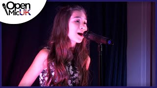 OPPERTUNITY – QUVENZHANE WALLIS performed by JENNIFER BROWN at Open Mic UK singing contest
