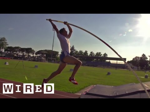 The Science Of Track & Field Ft. Allyson Felix & Ashton Eaton | WIRED