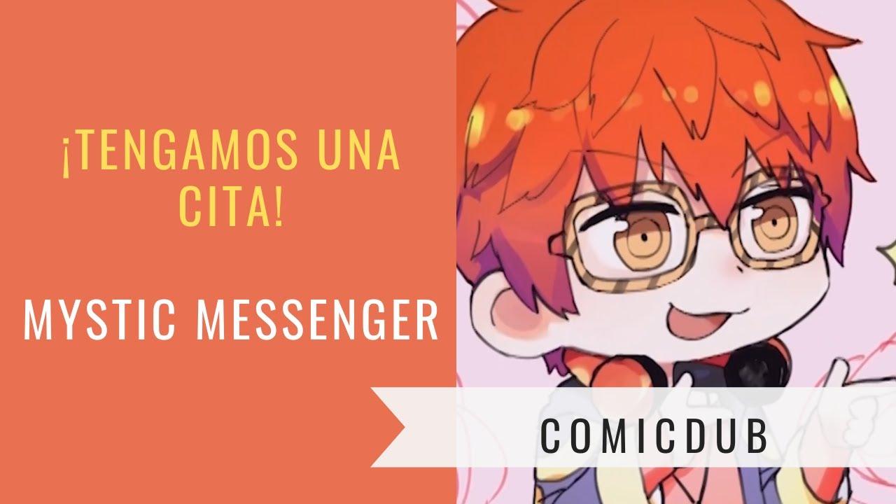 ¡TENGAMOS UNA CITA! - COMIC DUB EN ESPAÑOL