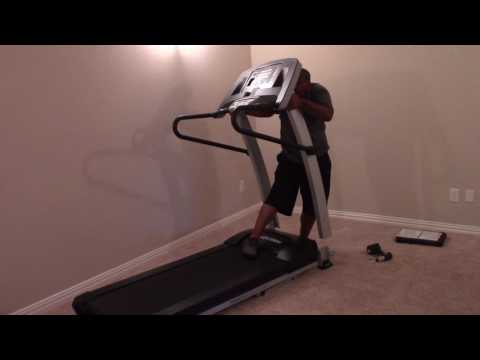 How To Disassemble A Treadmill Before You Move It