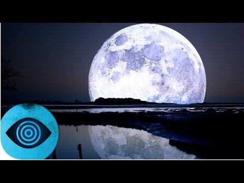 Ist der Mond ein Hologramm?