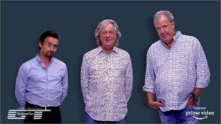 The Grand Tour (Season 3) : All Promotional Messages !