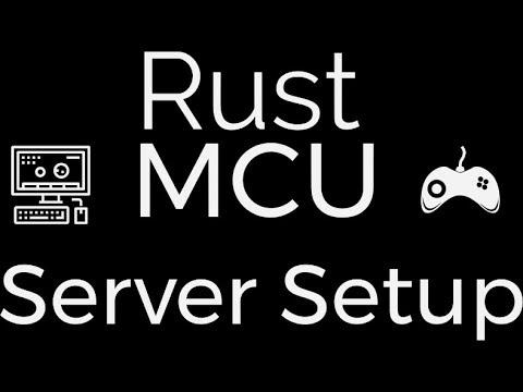 How To Update Rust Dedicated Server