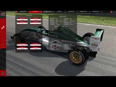 Assetto Corsa | Tatuus FA01 Monza - 1:50.974 + SETUP