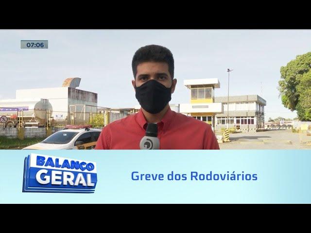 Greve dos Rodoviários: Justiça do trabalho determina circulação de 100% da frota