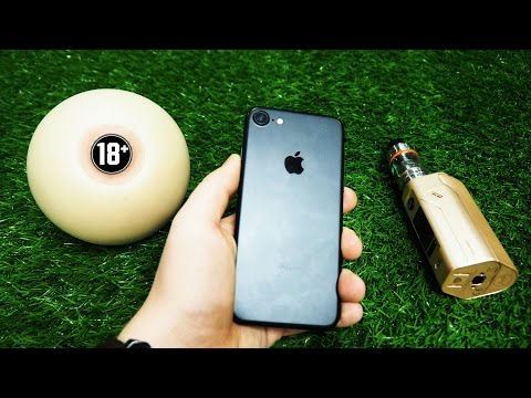 Распаковка! Самый ДЕШЁВЫЙ iPhone 7! Оригинал!