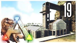ARK: Survival Evolved - Egg Farm & Penthouse? S2E19 (ARK Gameplay)