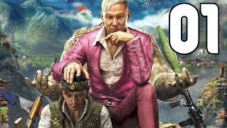 Far Cry 4 Part 1 - Let's Play Far Cry 4 Gameplay German Deutsch Part 1