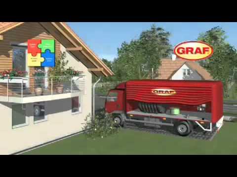 graf regenwasser nutzung f r haus und garten youtube. Black Bedroom Furniture Sets. Home Design Ideas