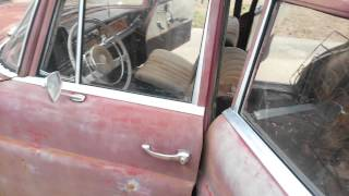 1965 190 D sallisaw OK