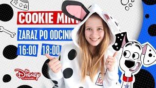 JESTEM W TELEWIZJI Disney Channel! ❤ CookieMint
