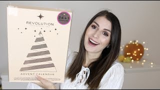 Krass?! 😲 MAKE UP REVOLUTION Adventskalender l Lohnen sich hier 40€ ?