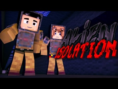 AUTODESTRUCTION ENCLENCHÉE | Minecraft - Alien Isolation