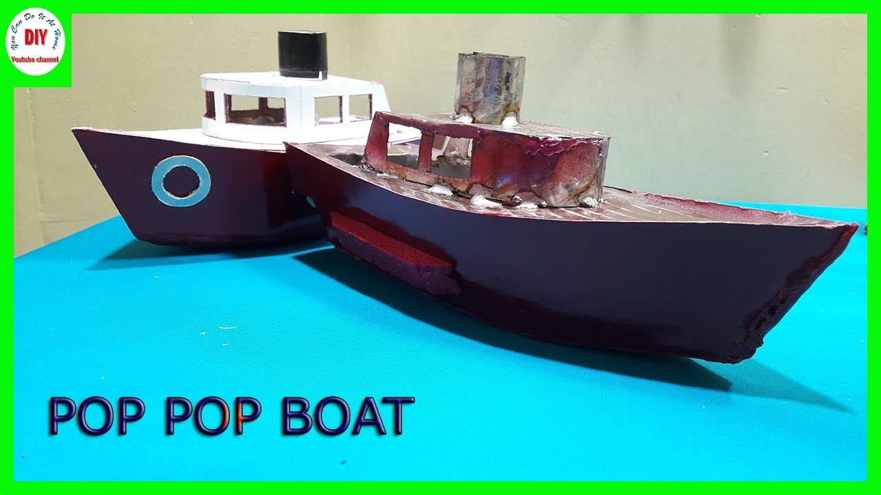 How to make a boat yourself 10