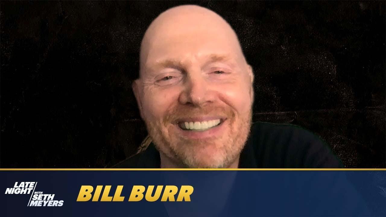 Download Bill Burr Tackles Hoax COVID Cures and Non-Binary Mr. Potato Head