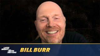 Bill Burr Tackles Hoax COVID Cures and Non-Binary Mr. Potato Head