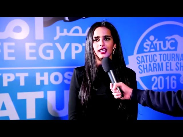 2016 SATUC Tournament, Sheikha Althani's speech (شيخه ال ثاني - ساتوك)