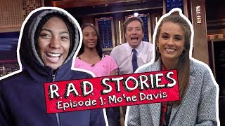 Kid Legend Mo'ne Davis Is All Grown Up! Rachel DeMita Finds Out What She's Up To Now 😧