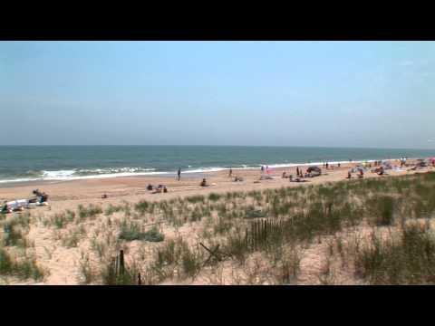 Main Beach in East Hampton, Long Island NY