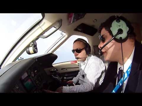 PILATUS PC-12: HAVING A SAFETY PILOT BACKING U UP