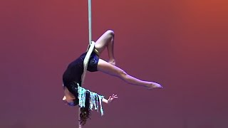 Beyond the Expected: Cirque Youth | Kimberly Adele | TEDxPlano