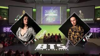BTS 2019 \\ Waacking Final •  Pink Lady (Ita) vs Kevin (Ita)