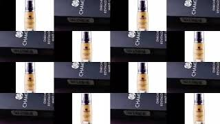 Product review of chambor enriched revitalizing makeup foundation