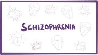 Schizophrenia - causes, symptoms, diagnosis, treatment & pathology