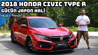 2018 Honda Civic Type R   Gücün Japon Hali   Neden Almalı ? (English Subtitled)
