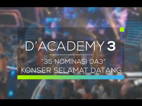 35 Finalis Dangdut Academy 3
