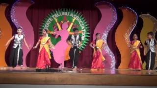 TTA 2013 30th Anniversary Celebrations - Madhura Madhura Meenakshi Dance Performance
