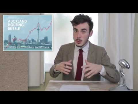 The Auckland Housing Bubble | White Man Behind A Desk