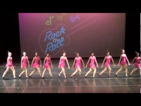 Footloose- Jazz/Modern Dance- Somerset School of Dance Recital 2011