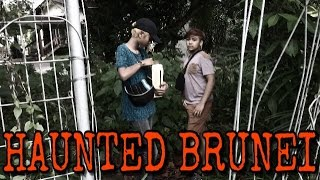 Haunted Abandon Building - Adventure Part 2 Old Brunei Hostel
