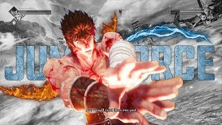 OK, THIS Jump FORCE Team Is Fit For A KING! Jump FORCE Online Battles