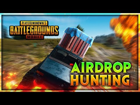PUBG MOBILE | AIRDROP HUNTING :) SQUAD Serious Gameplay Lets Go Boyzz