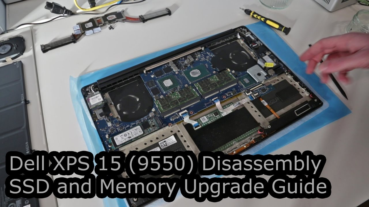 dell xps 15 9550 teardown repair and ssd memory upgrade guide rh youtube com dell xps 15 9530 repair manual dell xps 15 service manual l502x